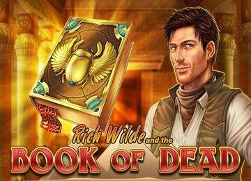 Slot Book Of Dead dla początkujących i doświadczonych graczy