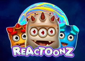 Automat Reactoonz dla wszystkich fanów dobrej zabawy