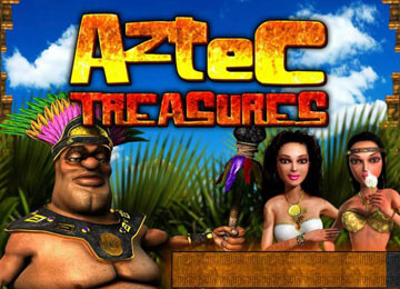 Gra hazardowa Aztec Treasures dla wszystkich fanów dobrej zabawy