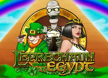 Gra hazardowa Leprechaun Goes Egypt – klasyczna gra dla wielbicieli częstych wygranych