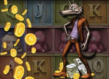 Slot Big Bad Wolf dla wszystkich fanów dobrej zabawy