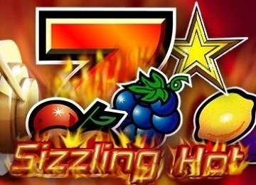 Sizzling Hot online —recenzja emocjonującej gry
