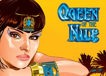 Queen Of The Nile – zagraj w darmowe sloty od Aristocrat